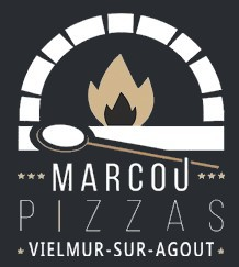 Marcou Pizza Logo